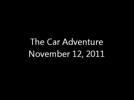 The Car Adventure